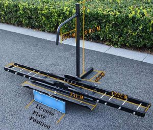 Dirt Bike Hitch Carrier