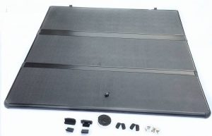 Locking Folding Track Bed Covers