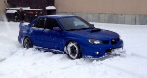 Snow Tires for WRX