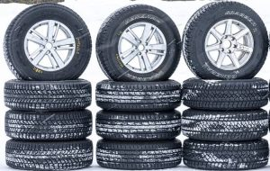 All Season Tires for Snow and Ice