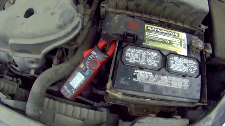 How To Deal With A Frozen Car Battery