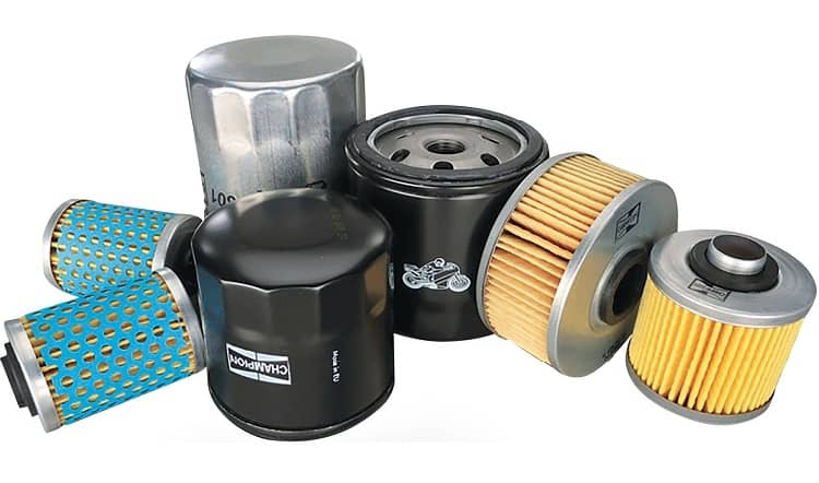 Types of Oil Filters