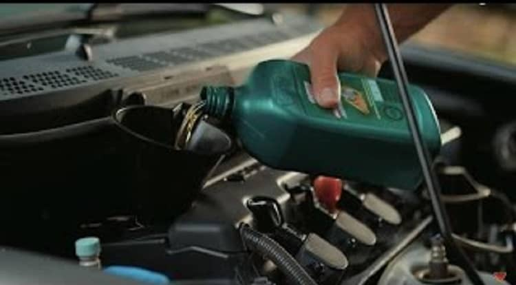 What Oil Does My Car Take